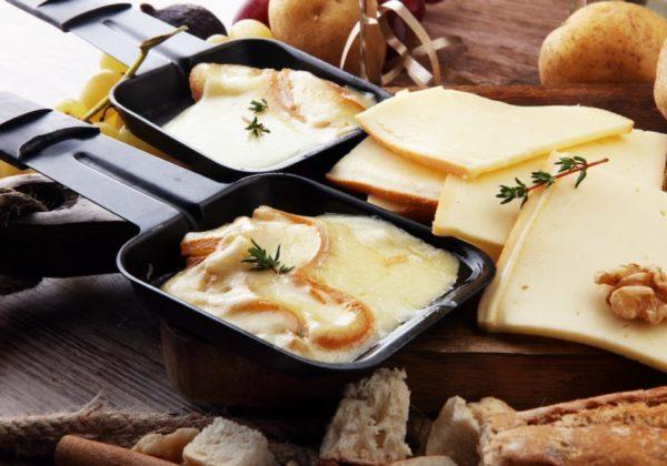4 variétés de fromage pour obtenir une excellente raclette